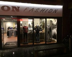 Fashion Giftcard Woerden Falcon Fashion
