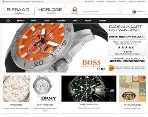 Fashion Giftcard  Horloge bestellen