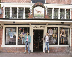 Fashion Giftcard Hoorn Kelly Men