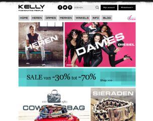 Fashion Giftcard  KellyJeans - Kelly Fashion
