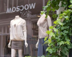 Fashion Giftcard Amsterdam Pure Brands presents MOSCOW