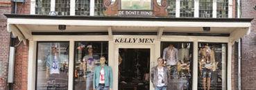 Fashion Giftcard Hoorn Kelly Men