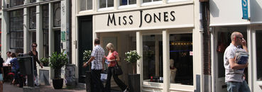 Fashion Giftcard Amsterdam Miss Jones