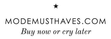 Fashion Giftcard  Modemusthaves